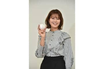 """野球女子・稲村亜美が""""愛した""""魂のプレー 「あんな綺麗な飛び方ありますか?」"""