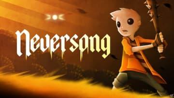 絵本のような幻想的な世界で繰り広げられる2Dパズルアクション「Neversong」がPS4/Switchで発売!