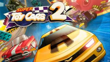 ポップな世界観が特徴的なレーシングゲーム「Super Toy Cars2」が発売!お気に入りの車をチューンナップして優勝を目指そう