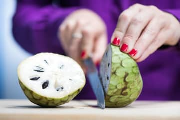 Cherimoya for beginners:How to master this scaly, creamy fruit