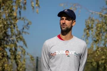 テニス=世界1位ジョコビッチ、「全米、全仏で優勝できず後悔」
