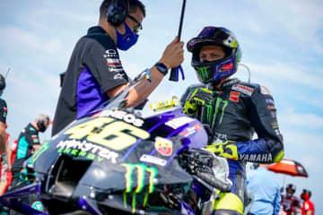 バレンティーノ・ロッシの新型コロナ陽性で改めて浮き彫りになった感染リスク/MotoGP第11戦レビュー(2)