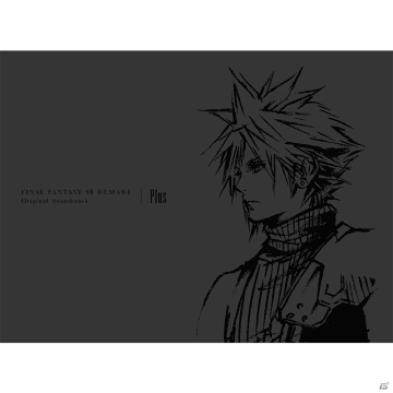 「ファイナルファンタジーVII リメイク」のサウンドトラック第2弾が12月23日に発売!