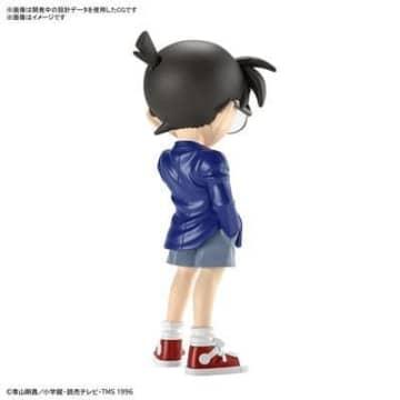 『名探偵コナン』江戸川コナンが入門用プラモデルシリーズで立体化
