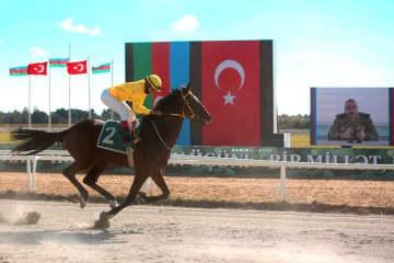 Country's best jockeys awarded in Baku