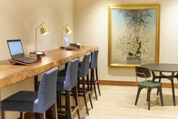 軽井沢・琵琶湖・南紀白浜のマリオットホテル、ワークプレイス「Cozy Works」を展開 画像