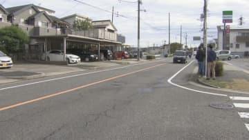 男性が車にはねられ死亡、運転手を過失運転致傷容疑で逮捕 名古屋・緑区