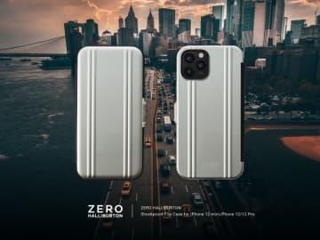 「ZERO HALLIBURTON」コラボケースがiPhone 12シリーズ向けに