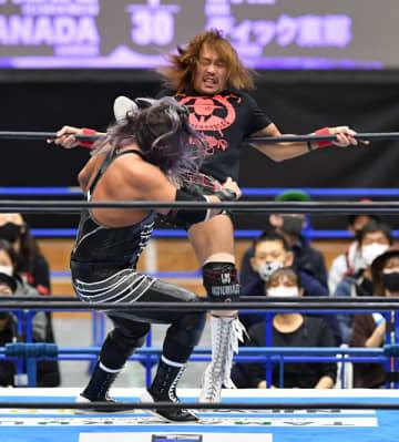 【新日本】2冠王者・内藤が11・7前哨戦快勝「EVILのやりたいこと…期待するだけムダ」