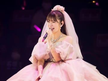 NMB48卒業コンサートで吉田朱里「10年で培ったすべてのものを抱えて、次の夢を叶えにいきたい」