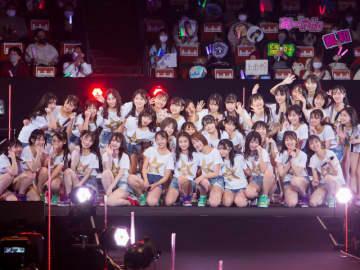 NMB48若手メンバーの「次世代コンサート」開催! 5期から7期生の全力パフォーマンス