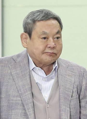 サムスン電子の李健熙会長が死去 世界的ブランドに成長 画像
