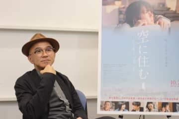 青山真治監督、多部未華子と岩田剛典を褒めちぎる 映画「空に住む」で若手の才能に驚嘆