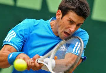 Djokovic top, Zverev remains seventh despite Cologne double