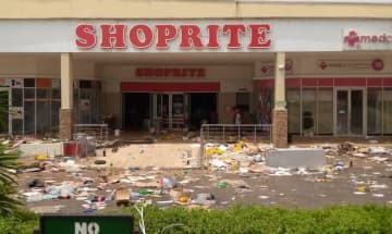 Shoprite shuts down Ilorin outlet over looting and destruction of properties