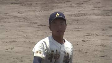 桑原秀侍投手が福岡ソフトバンクホークスから育成3位指名(熊本)