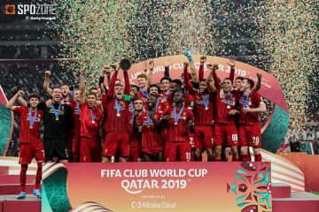 クラブW杯は来年1月にカタールで開催!大会フォーマットは現行通りに