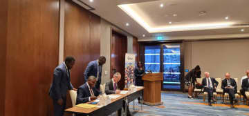Tanzania, Total sign agreement for East African Crude Oil Pipeline