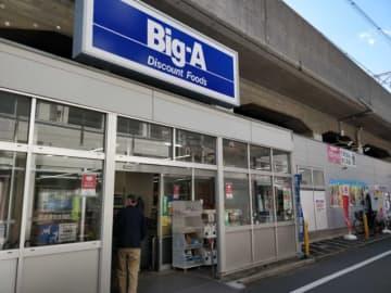 イオン、ビッグ・エーとアコレの経営統合を発表 小型DS事業を強化