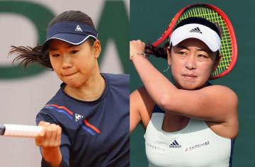 日比野菜緒、穂積絵莉ら出場。28日開幕「全日本テニス選手権」のドローが発表