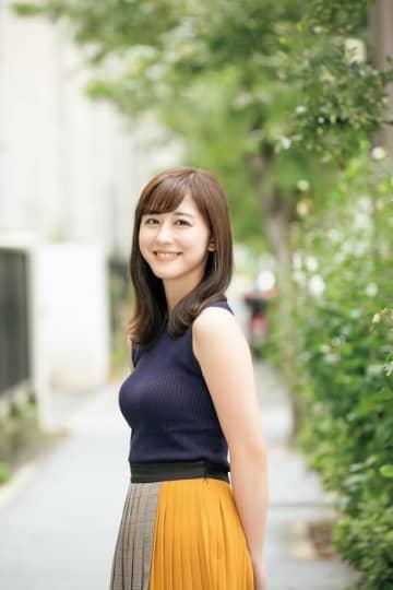 斎藤ちはるアナ、家では乃木坂時代のライブTシャツ姿