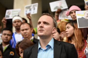 Natural Fruit drops case against activist Andy Hall