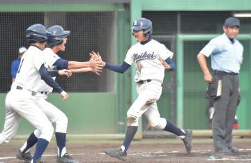 秋季関東高校軟式野球 茗渓は準優勝 延長11回力尽きる