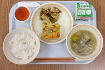 地元食材の「田舎みそ汁」で、給食甲子園決勝へ 大村市