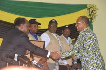 Hussein Mwinyi wins Zanzibar Presidency