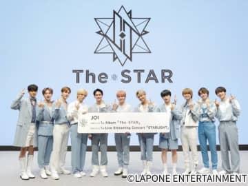 JO1の1stアルバム「The STAR」の発売決定! 12月には初のオンライン単独ライブも開催