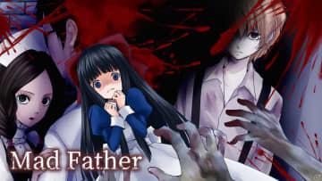 名作ホラーADV「Mad Father」リメイク版がSwitch/Steamで11月5日にリリース!二周目要素「BLOODモード」が追加