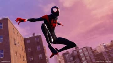 『Marvel's Spider-Man:Miles Morales』にアニメ映画「スパイダーマン:スパイダーバース」の衣装が登場!