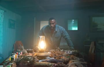 Omari Hardwick already played Ghost; now he tackles horror in Halloween scarefest 'Spell'