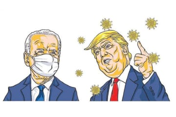 Who will be better for the Philippines? Trump or Biden?