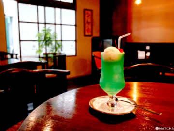 【岡山】商店街裡的低調咖啡店「もなど喫茶店」體驗令人迷戀的老式浪漫