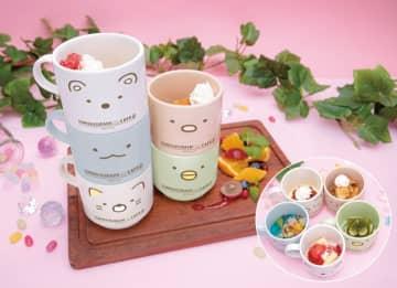 到東京原宿找角落小夥伴!「小鼴鼠的家咖啡廳」期間限定開幕