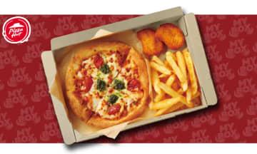 「1人ピザ」セット 神奈川県内4店など限定販売開始