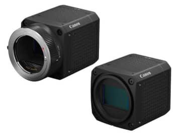 キヤノン、超高感度多目的カメラ「ML-105 EF/ML-100 M58」を発売