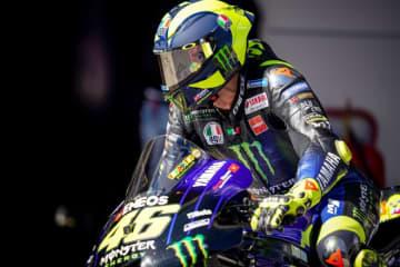 MotoGP:ロッシ、新型コロナの再検査は陰性。第13戦ヨーロッパGPで復帰予定