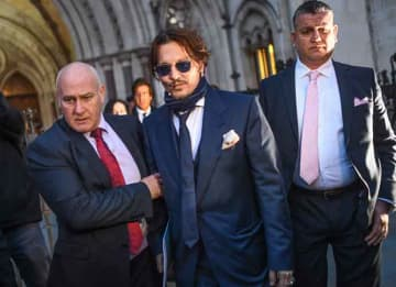 Johnny Depp Forced Out Of 'Fantastic Beasts' Film Franchise After Losing 'Wife Beater' Lawsuit