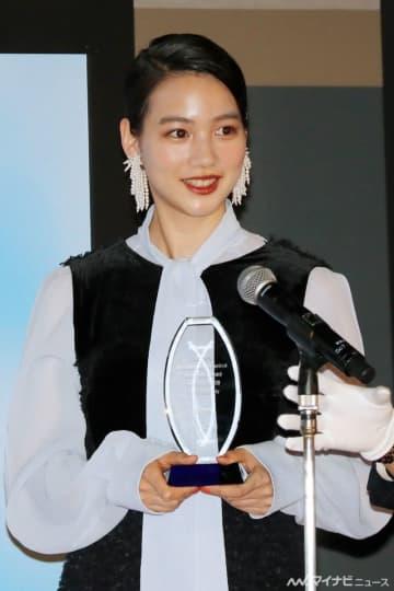 東京国際映画祭、のん主演『私をくいとめて』が観客賞を受賞