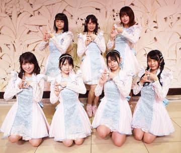 「七代目トッピング☆ガールズ」半年越しデビュー 仮面女子・森下舞桜「かわいい衣装恥ずかしい」