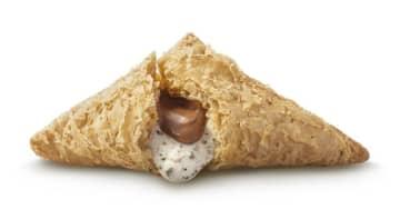 三角チョコパイ初「ティラミス」味キターーー! 期間短めだからお早めに。