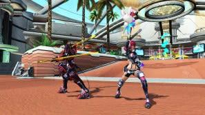 「ファンタシースターオンライン2」に「閃乱カグラ」コラボACスクラッチが登場!ディバイドクエストのステップ追加も