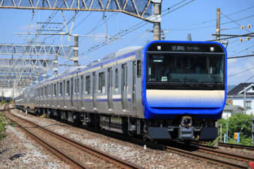 JR東日本、横須賀線・総武快速線のE235系は12/21から営業運転開始