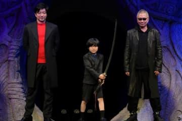 寺田心、杉咲花&大沢たかおと『妖怪大戦争』で共演!「出来上がりが楽しみ」