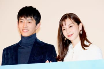 中条あやみ&杉野遥亮、演じた役柄の恋の成就に期待「結婚してほしい」