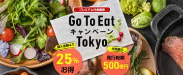 Go To Eat キャンペーン Tokyo、プレミアム付食事券の購入方法をおさらいしよう