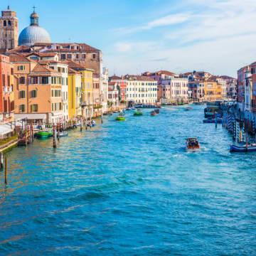 水の都『ヴェネツィア』で絶景スポットめぐり!【バーチャル旅行】