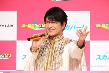 及川光博、堺雅人出演のCMに「同期役で遊びに行きたい」